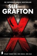 Sue  Grafton X