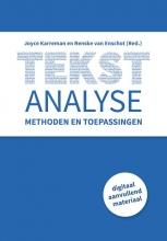 Renske van Enschot Joyce Karreman, Tekstanalyse