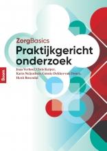 Henk Rosendal Joan Verhoef  Chris Kuiper  Karin Neijenhuis  Connie Dekker-Van Doorn, Zorgbasics praktijkgericht onderzoek