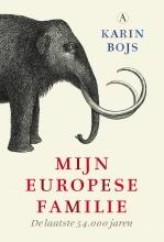 Karin  Bojs Mijn Europese familie