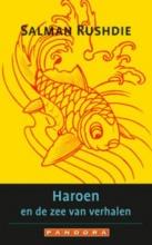 Salman  Rushdie Haroen en de zee van verhalen