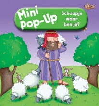 Karen  Williamson mini pop-up Schaapje waar ben je?