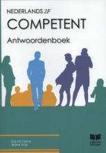 Wilma Vrijs Eva de Leeuw, Competent Nederlands 2F 2F Antwoordenboek
