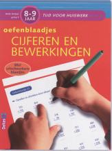 T. van Daal Oefenblaadjes cijferen en bewerkingen Gr 5 8-9 jaar