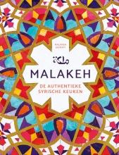 Malakeh  JAZMATI Malakeh - De authentieke Syrische keuken
