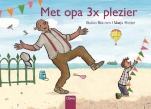 Stefan  Boonen Met opa 3 x plezier
