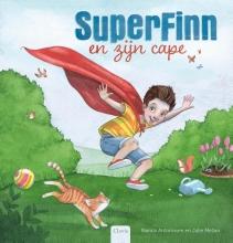 Bianca  Antonissen SuperFinn en zijn cape