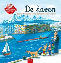Merel de Vink Sanne Ramakers, De haven