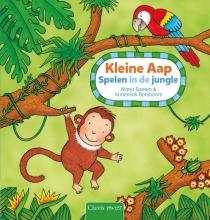 Marja Baeten , Spelen in de jungle