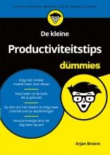 Arjan Broere , De kleine Productiviteitstips voor Dummies