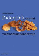 Erik  Kwakernaak Didactiek van het vreemdetalenonderwijs