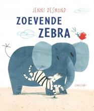 Jenni  Desmond Zoevende Zebra