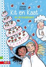 Jolanda Horsten , Kit en Kaat en de bruidstaart
