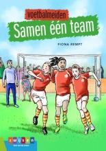 Fiona Rempt , Voetbalmeiden Samen één team