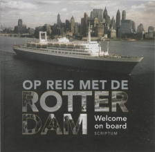 Sandra van Berkum Op reis met de Rotterdam