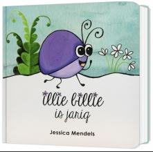 Jessica  Mendels Illie Billie is jarig
