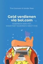 Tina  Gosravani, Sander  Roex Geld verdienen via bol.com