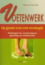 Doke van der Neer , Voetenwerk