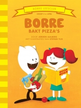 Jeroen  Aalbers Borre bakt pizza`s
