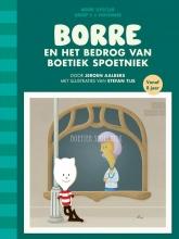 Jeroen  Aalbers Borre en het bedrog van Boetiek Spoetniek