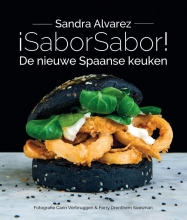 Sandra Alvarez , ¡Sabor Sabor!