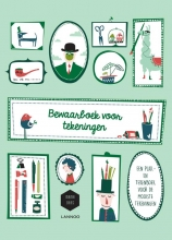 Mama Baas Liesbeth Talboom  Liesbeth Haesevoets, Het bewaarboek voor tekeningen