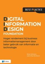 Léon-Paul de Rouw Brian Johnson, Digital Information Design (DID®) Foundation
