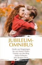 Gerda van Wageningen, Jos van Manen - Pieters, Greetje van den Berg, Martin  Scherstra, Julia  Burgers-Drost Jubileumomnibus 140