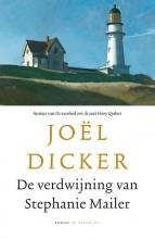 Joël Dicker , De verdwijning van Stephanie Mailer