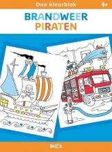 , Brandweer en piraten