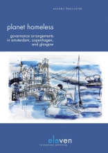 Nienke Fredrika  Boesveldt Planet homeless