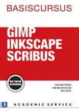 Just Vecht Paul Matthijsse  Kirsten Roth-Koch, Basiscursus GIMP,Inkscape en Scribus