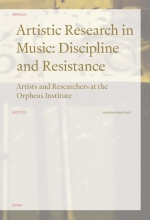 , Artistic Research in Music: Discipline and Resistance
