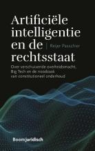 Reijer Passchier , Artificiële intelligentie en de rechtsstaat