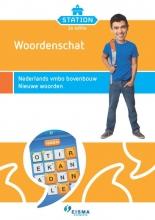 , Station Woordenschat - Nederlands vmbo bovenbouw - Nieuwe Woorden