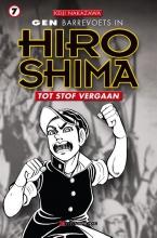 Keiji  Nakazawa Gen barrevoets in Hiroshima 7 Tot stof vergaan