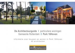 De Architectuurguide Gemeente Rotterdam Park 16Hoven