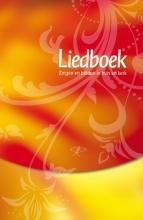 Interkerkelijke Stichting voor het Kerklied , Liedboek -rood/geel
