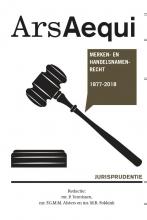 , Jurisprudentie Merken- en handelsnamenrecht 1977-2018