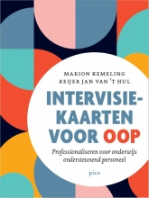 Reijer Jan van `t Hul Marion Kemeling, Intervisiekaarten voor OOP