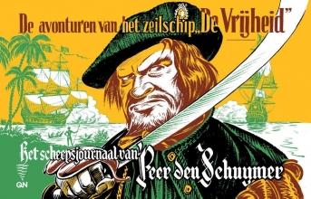 Evert Werkman Pieter Kuhn, Het scheepsjournaal van Peer den Schuymer
