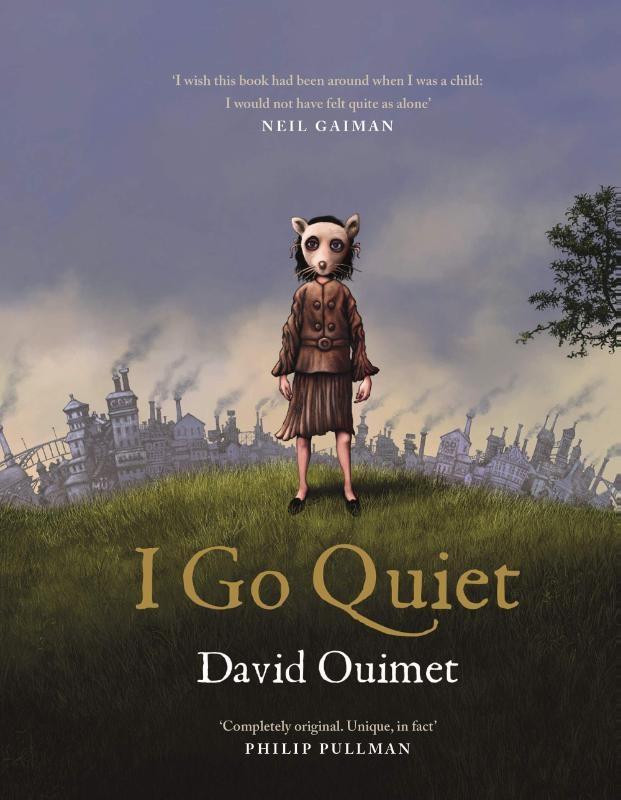 Ouimet, David,I Go Quiet
