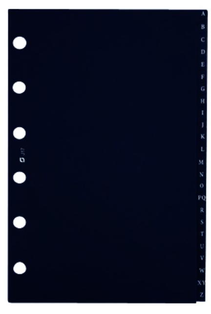 ,Alfabet Succes Junior synthetisch blauw