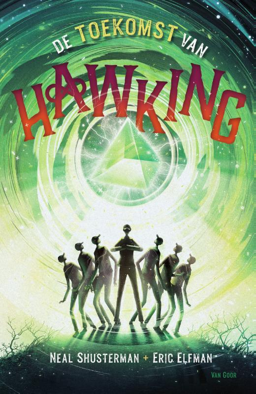 Neal Shusterman, Eric Elfman,De toekomst van Hawking