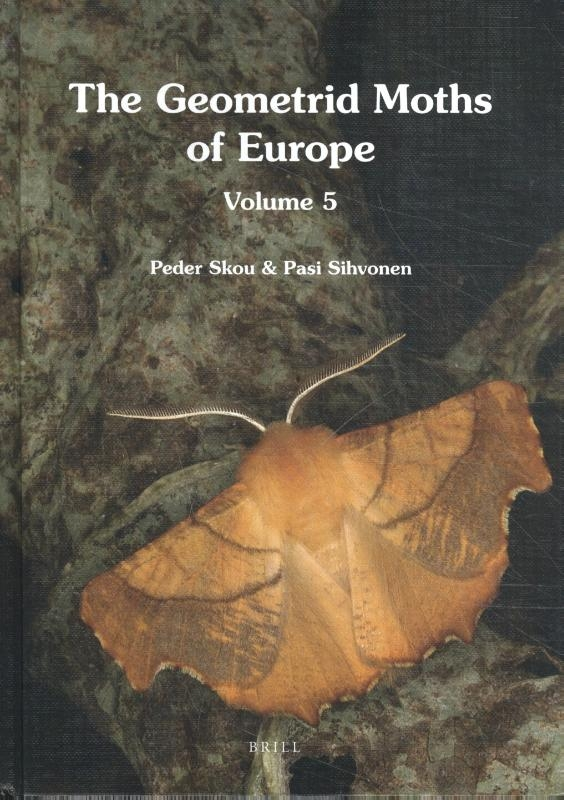 Peder  Skou, Pasi  Sihvonen,The Geometrid Moths of Europe