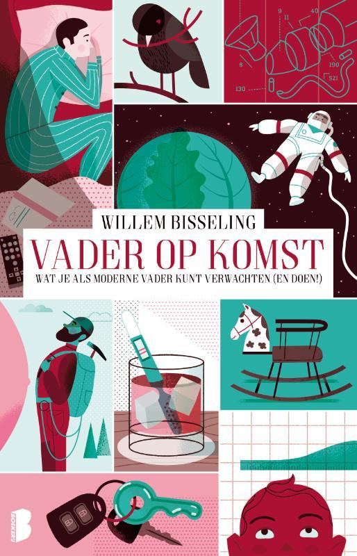 Willem Bisseling,Vader op komst