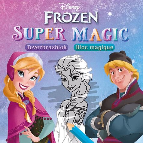 ,Super Magic Toverkrasblokbloc magique