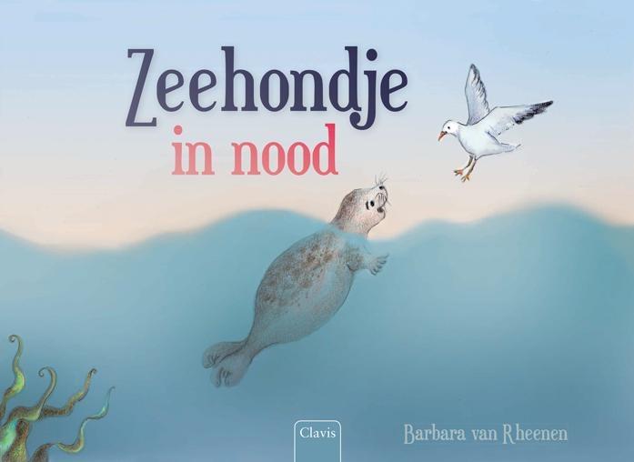 Barbara van Rheenen,Zeehondje in nood