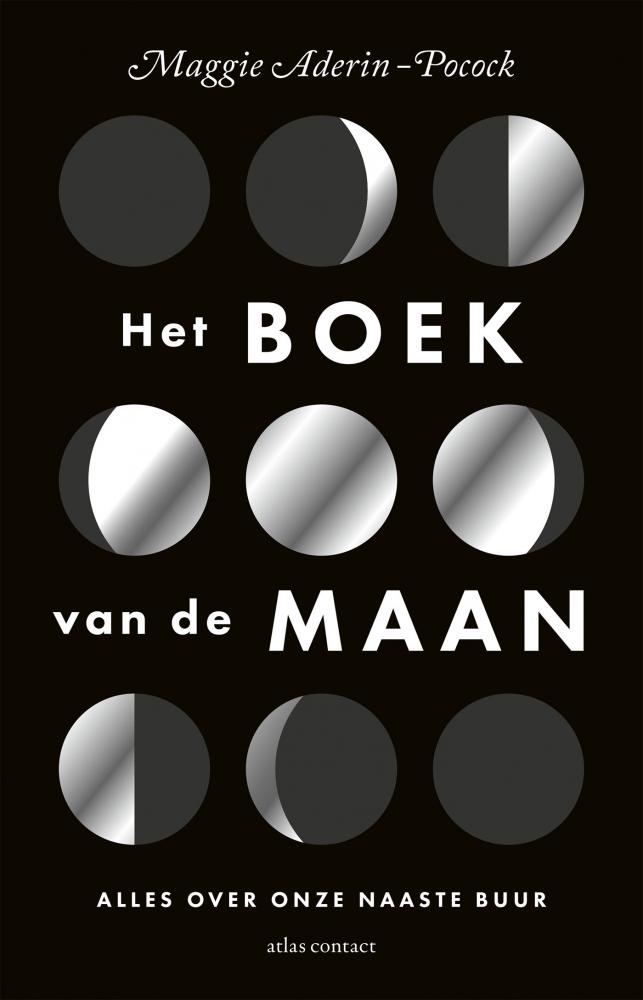 Maggie Aderin-Pocock,Het boek van de maan