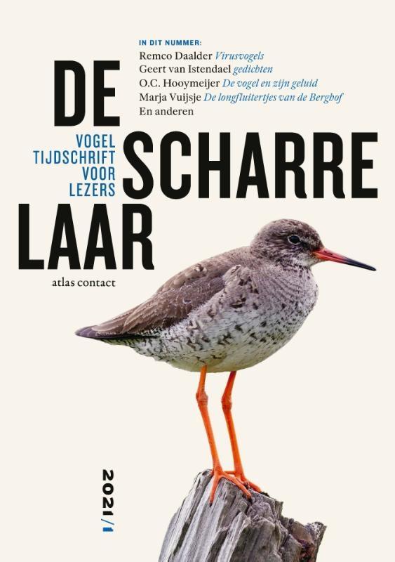 Diverse auteurs,De scharrelaar - 2021/1